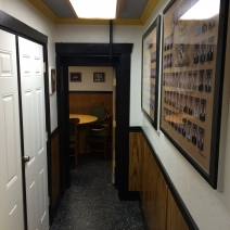 Main House - lower level hallway 08.2014