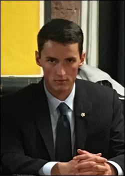 Porter McClean Treasurer