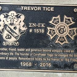 EN-GK #1518 Trevor Tice