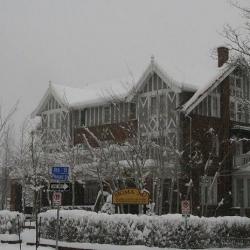 1043 Pleasant - spring snowstorm 2014