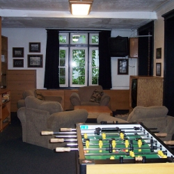 Gamma Kappa game room