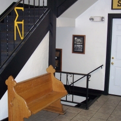 Gamma Kappa main foyer