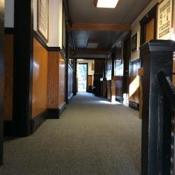Main House -2nd deck hallway #1  08.2014