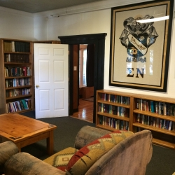 Main House -library #4 08.2014