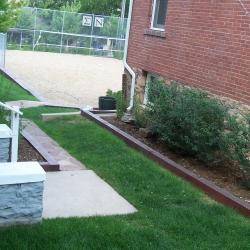 1021 Pleasant courtyard