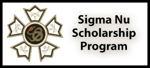 Sigma Nu Scholarship Program
